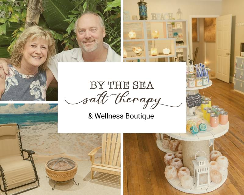 By the Sea Salt Therapy and Wellness Boutique