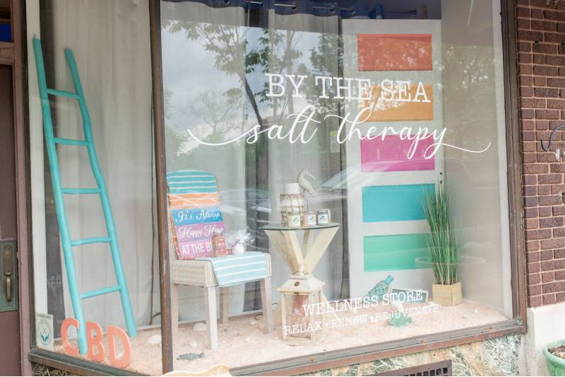 About By the Sea Salt Therapy and Wellness Boutique