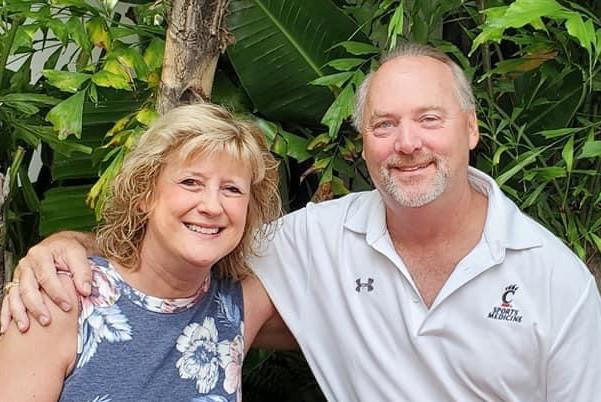 Karen and Bruce Scherer