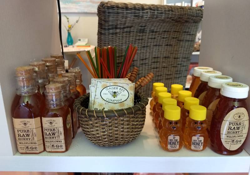 Gaiser Bee Honey Products
